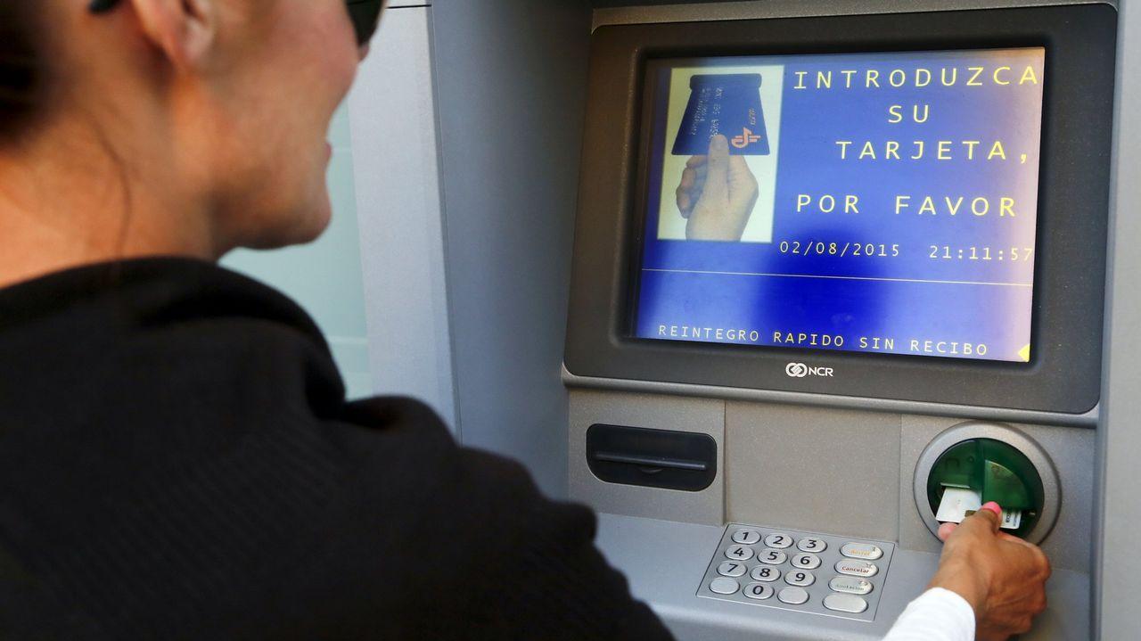 Cajero de Liberbank