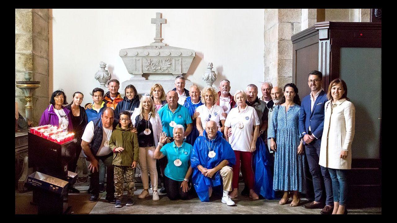 ¡Mira aquí las imágenes de la Fiesta del Pulpo de Porto do Son!