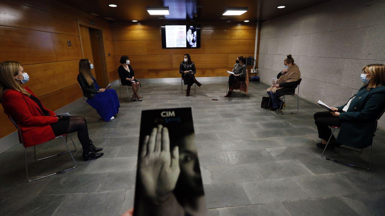 El Centro de Información á Muller de O Salnés salta a los colegios en formato audiovisual