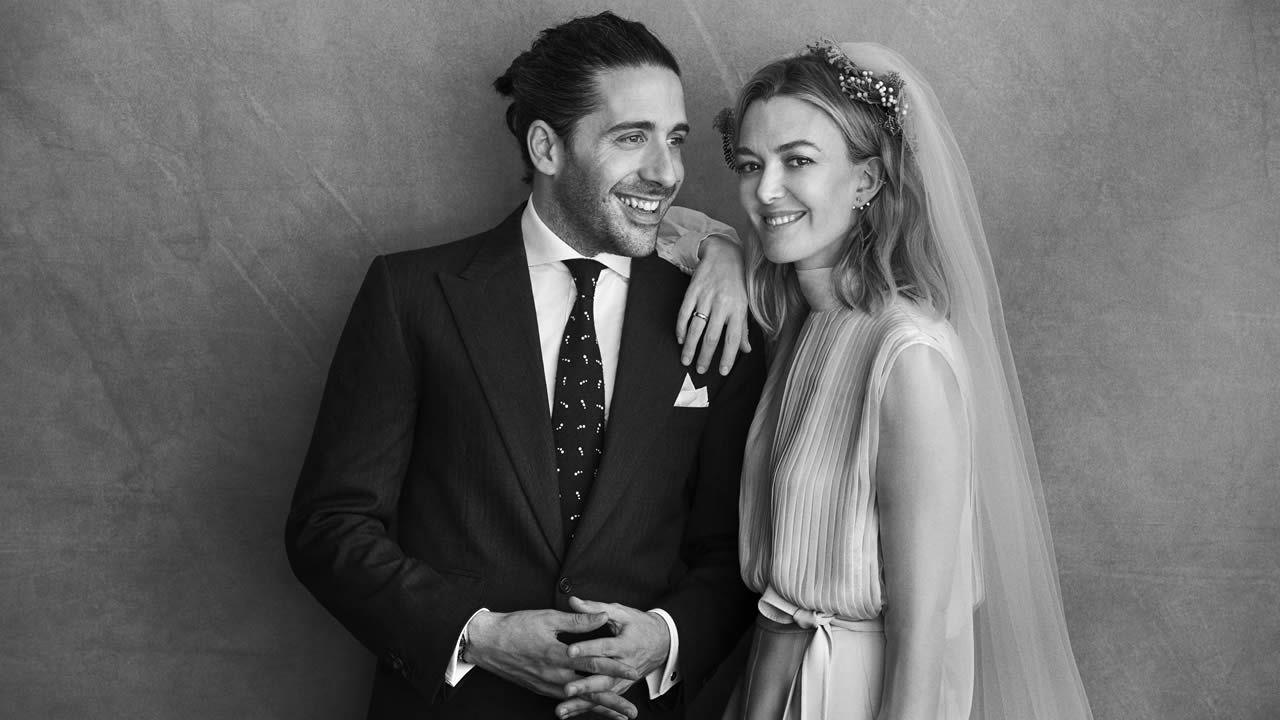 El fotógrafo Peter Lindbergh hizo la fotografía oficial del enlace entre Marta Ortega y Carlos Torretta