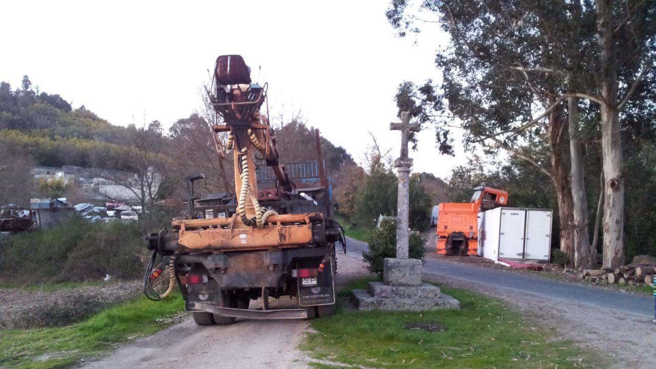<span lang= es-es >Cenlle</span>. Además de mejorar el acceso a Laias (37.828,07 euros), el Concello pidió otra ayuda de 10.027,40 euros para otras inversiones.