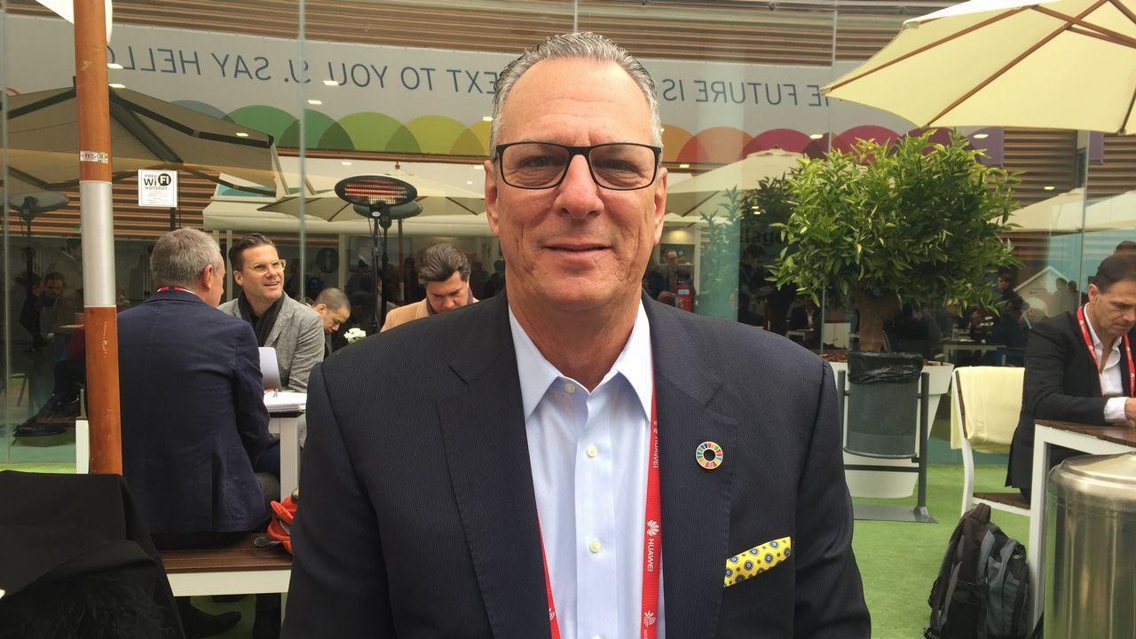 Steve Brumer, experto en Internet de las cosas, lleva 24 años trabajando con máquinas conectadas