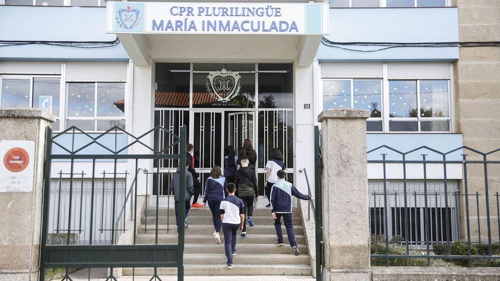 Colegio Inmaculada Verín