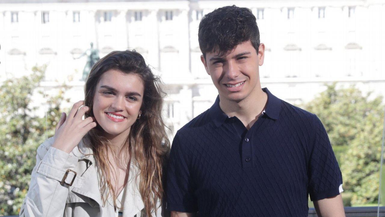 Amaia y Alfred se quedan sin voz en Bergondo