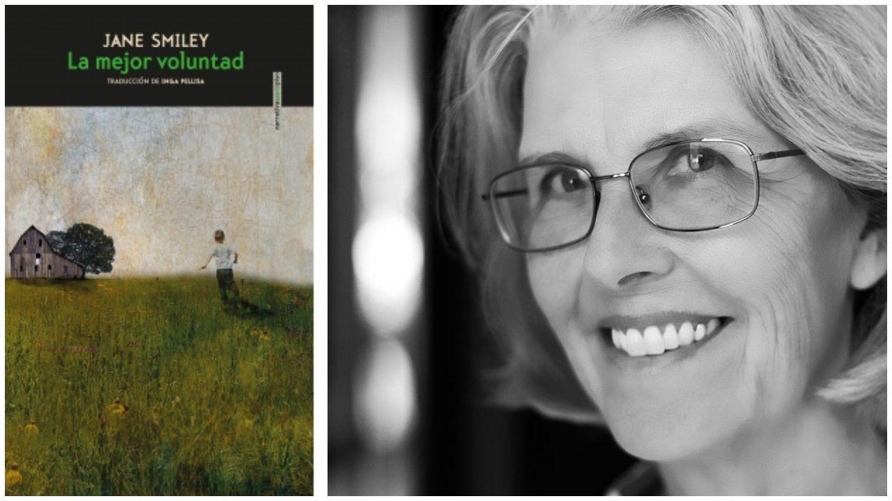 berna.A escritora María Canosa