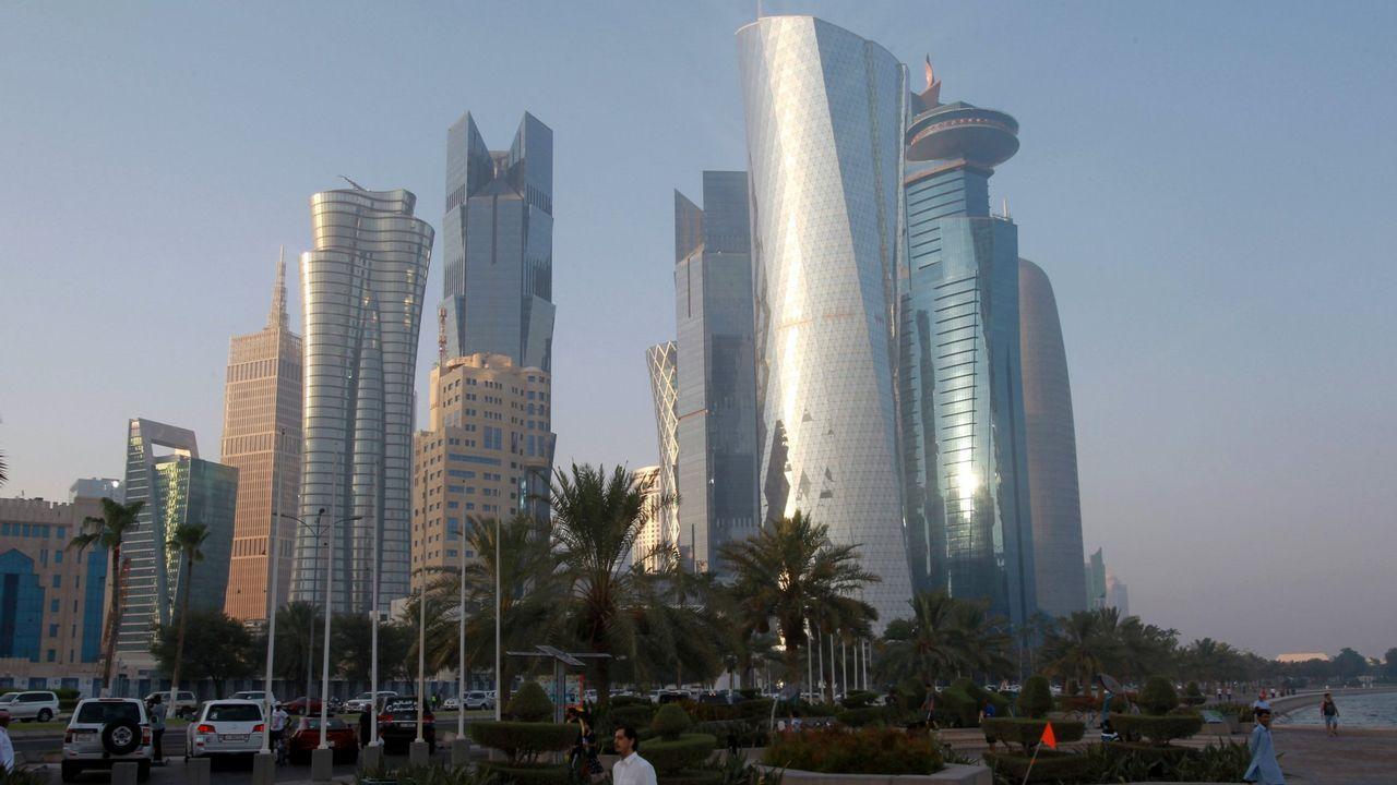 Fin al mes sagrado de los musulmanes.El ministro de Exteriores de Emiratos Árabes, Anwar Gargash