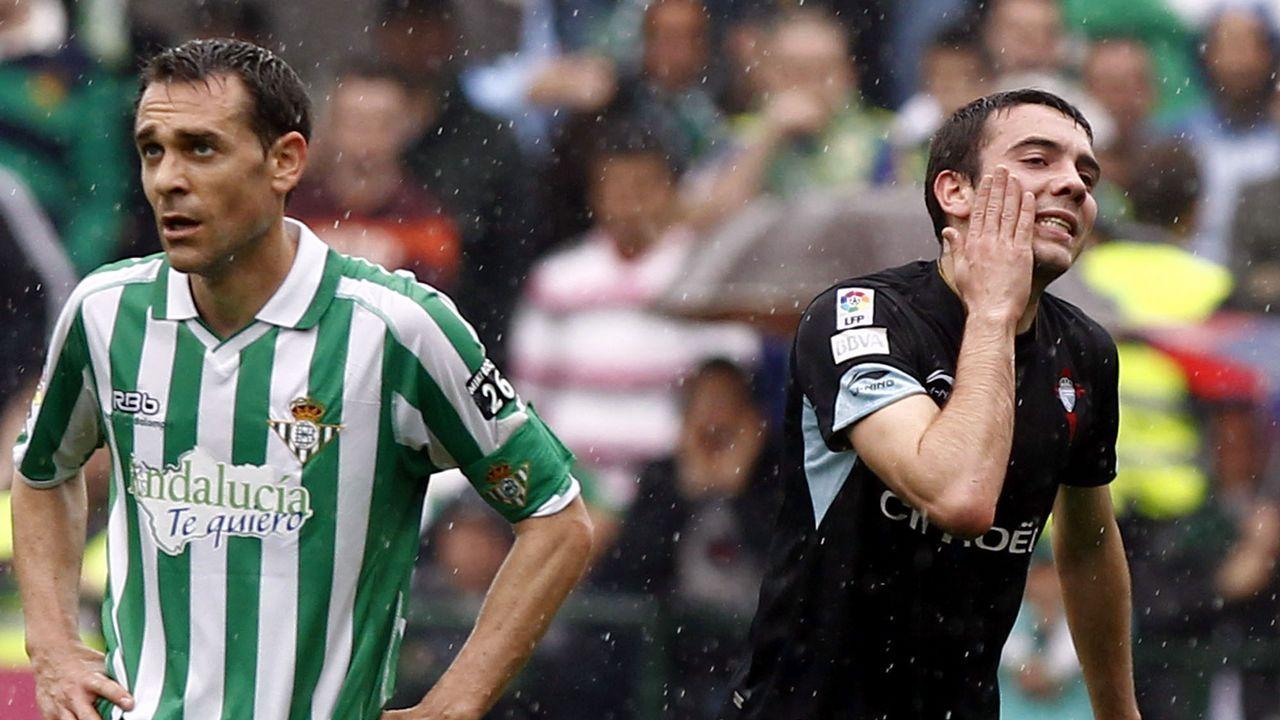 69 - Betis-Celta (1-1) de Segunda el 3 de abril del 2011