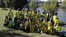 Limpieza del Miño en el 2019 en Ourense
