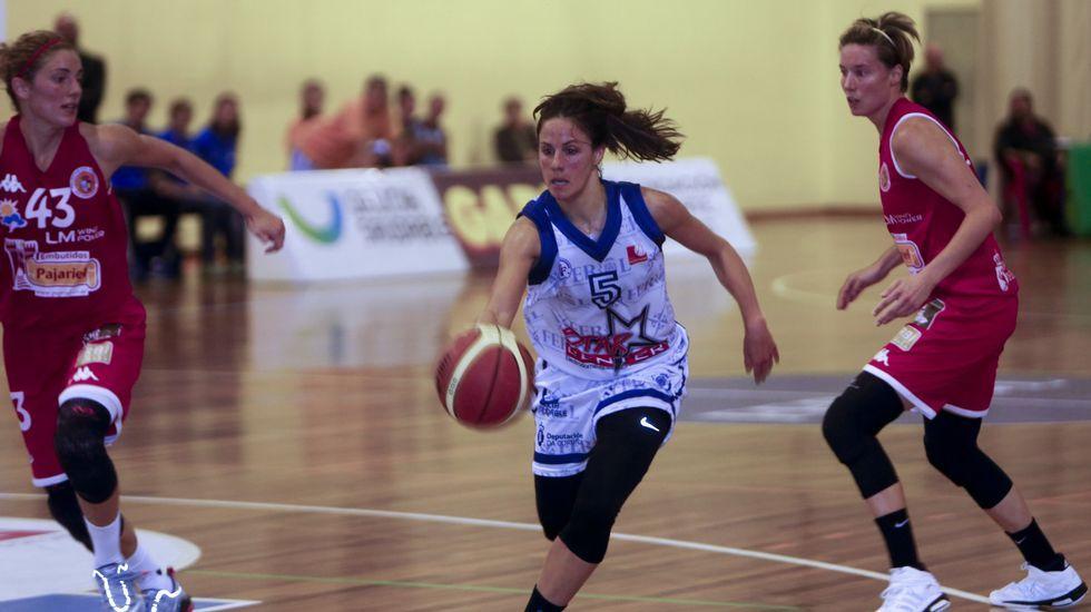 Ana Suárez es clave para el Star Center Uni Ferrol