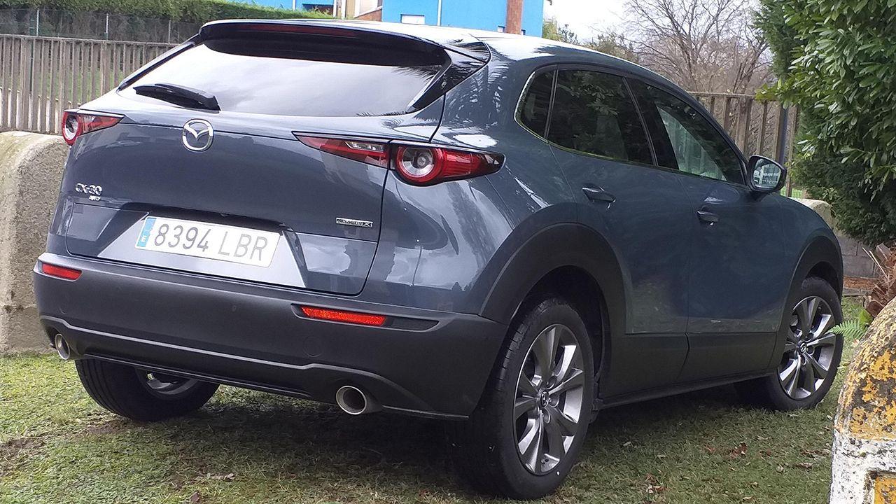 El CX 30 completa la gama SUV de Mazda