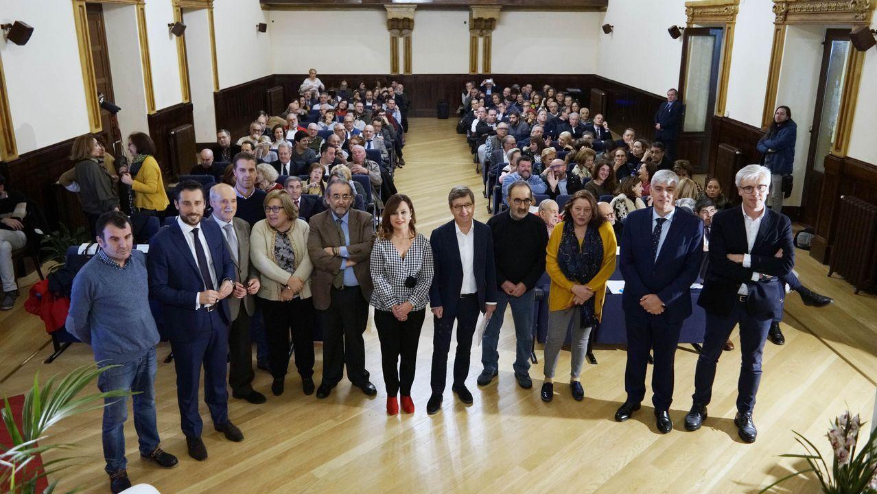 Deportistas gallegos con aspiraciones de ir a los Juegos Olímpicos de Tokio 2020.Zalaeta - Arroyo