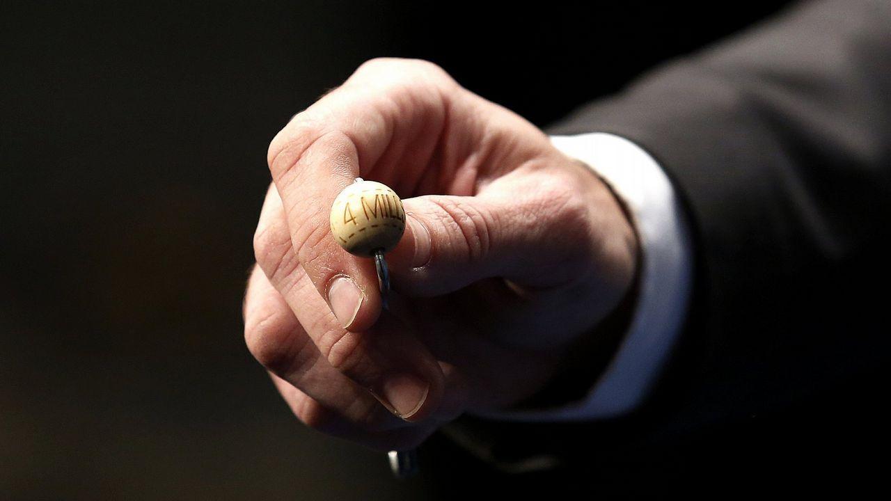 «Liquido todo a un euro: me tocó el gordo y dejo de trabajar»