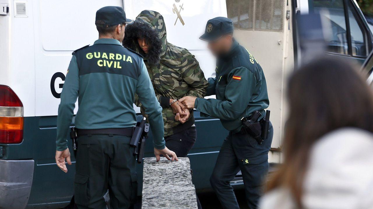 Díaz Ayuso quiere llevar a Madrid el Mobile World Congress de Barcelona.Detención de cuatro miembros de la banda latina de los Beta en Vigo, el pasado año