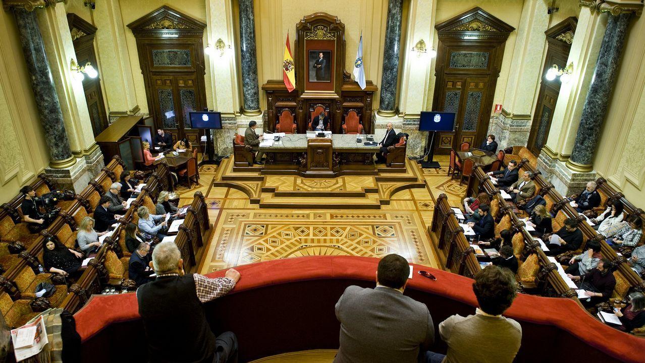 Ferrol corre y camina contra la violencia de género.Peña Nieto impone el Águila Azteca al yerno de Trump en premio a su mediación en EE.UU.