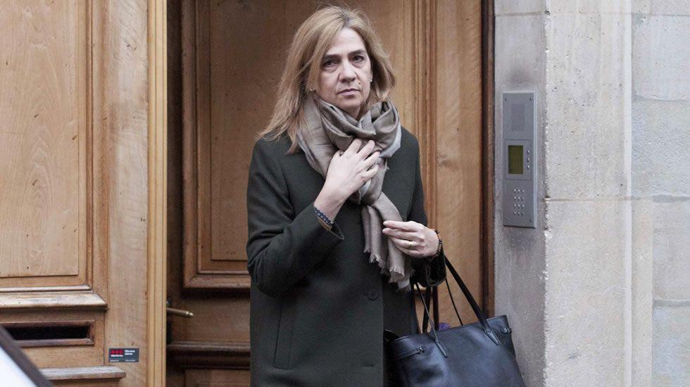 ¿Se va a divorciar la infanta Cristina?.Infanta Cristina
