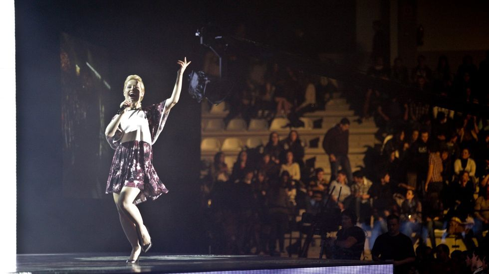 Lora Odisea videoclip