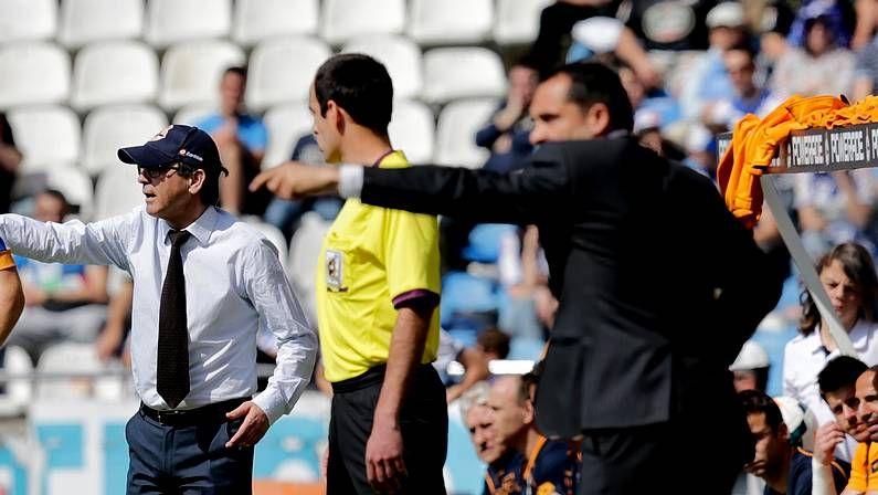 Mario Bermejo dejó ayer de ser futbolista profesional para pasar a la secretaría técnica.