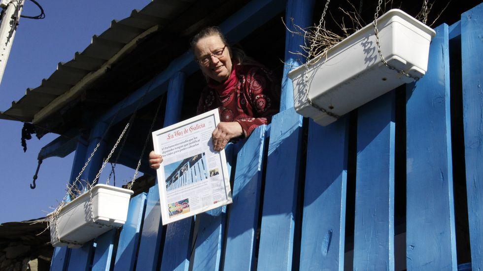Margo Pool asegura que nunca pensó en abandonar Santoalla