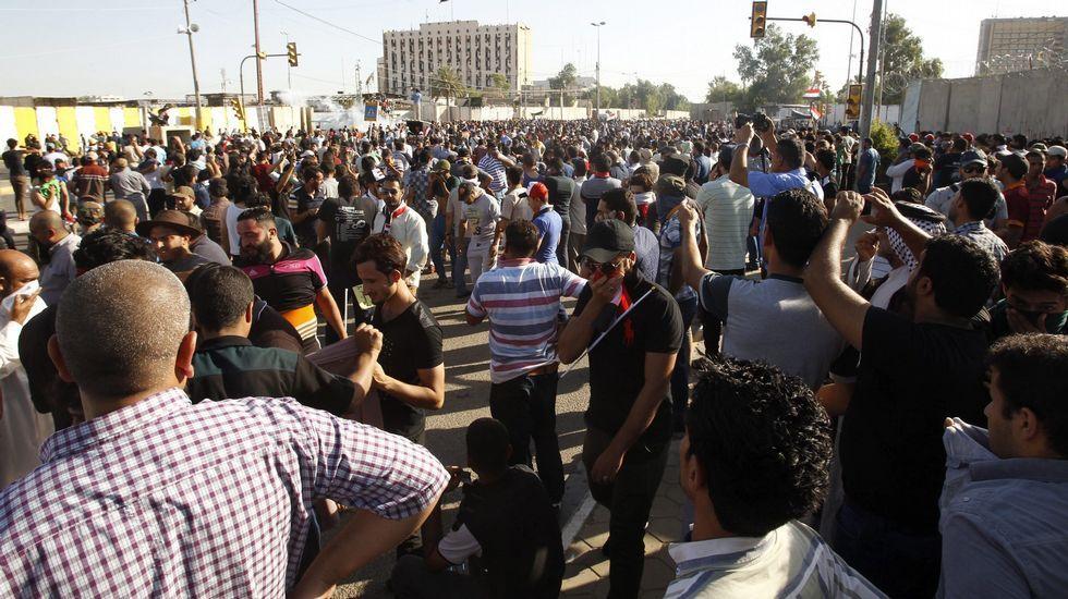 Nueva masacre terrorista en Irak.James Natchwey