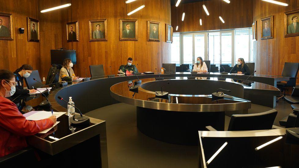 María del Carmen González y Luis Rodríguez presentaron el balance del GDR 2014-2020