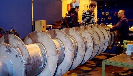 Tune Eureka amplía sus instalaciones de Bamio con la inversión de dos millones.