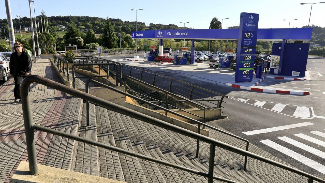 Rescatan a un hombre que se lanzó al Miño desde un puente de Ourense