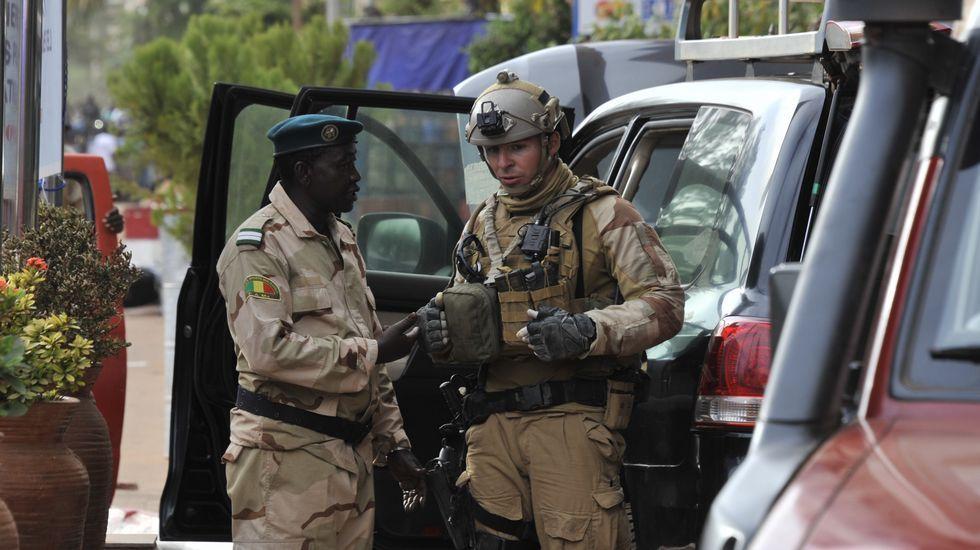 ¿Qué está pasando en Mali?.Algunos de los rehenes liberados