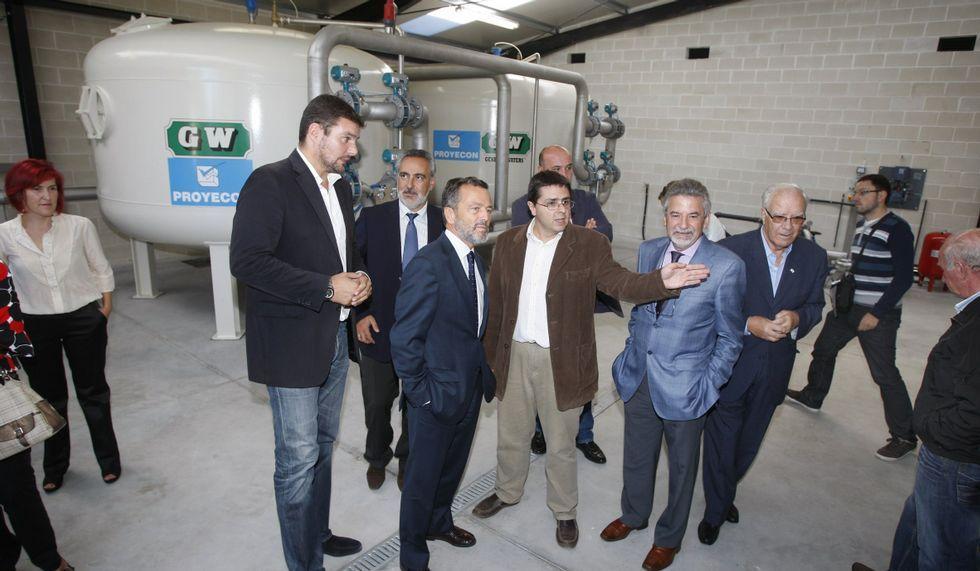 La ETAP fue inaugurada en septiembre del 2011.
