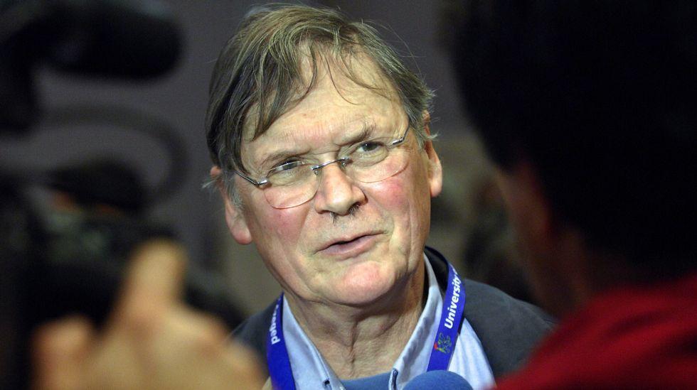 El científico Tim Hunt