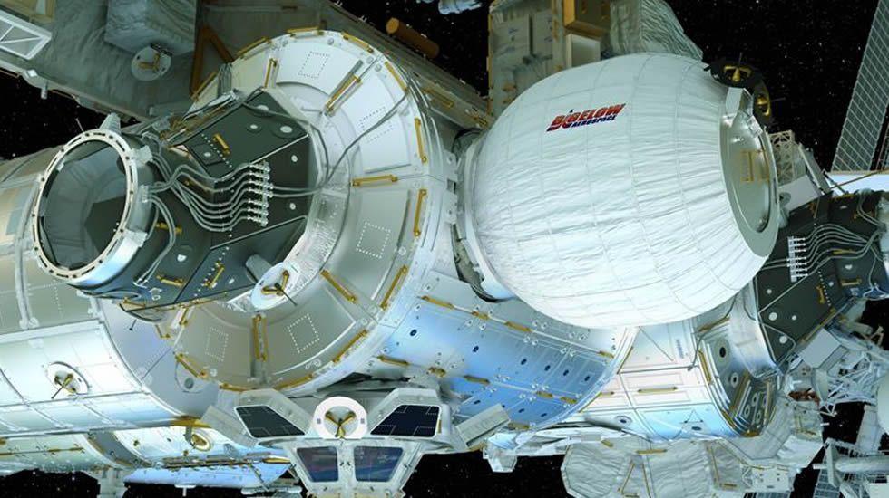 Espectacular panorámica de 360 grados de Marte.Autoridades y técnicos realizaron anteayer a mediodía una visita a las instalaciones de Rozas.