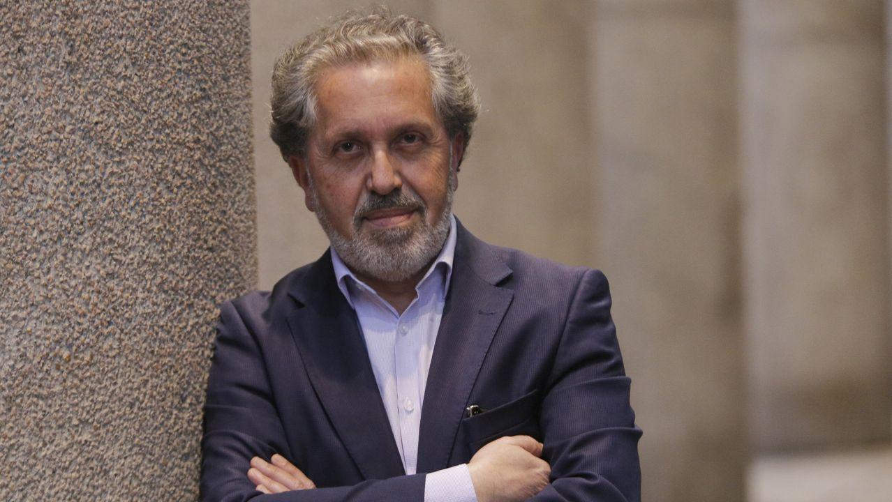 O compositor Juan Durán