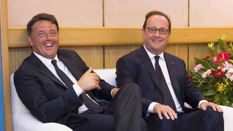 Italia vuelve a temblar