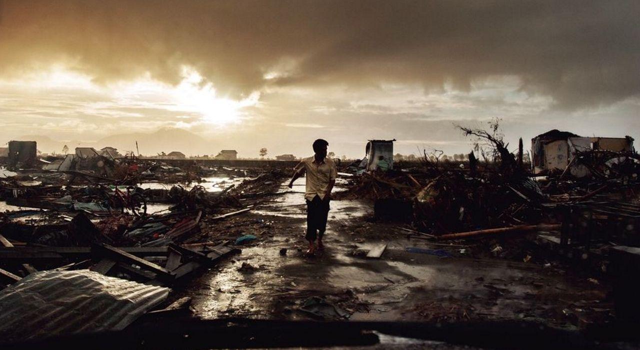 Tsunami Sumatra 2005, fotografía de Javier Teniente