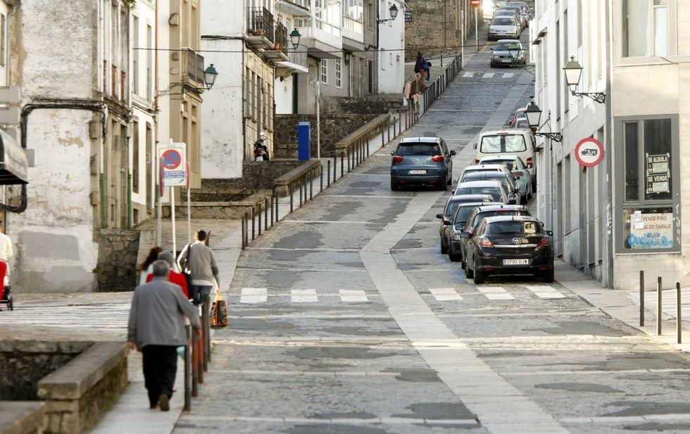 El programa incluye actuaciones de distinta índole, como la actuación en Castrón Douro.