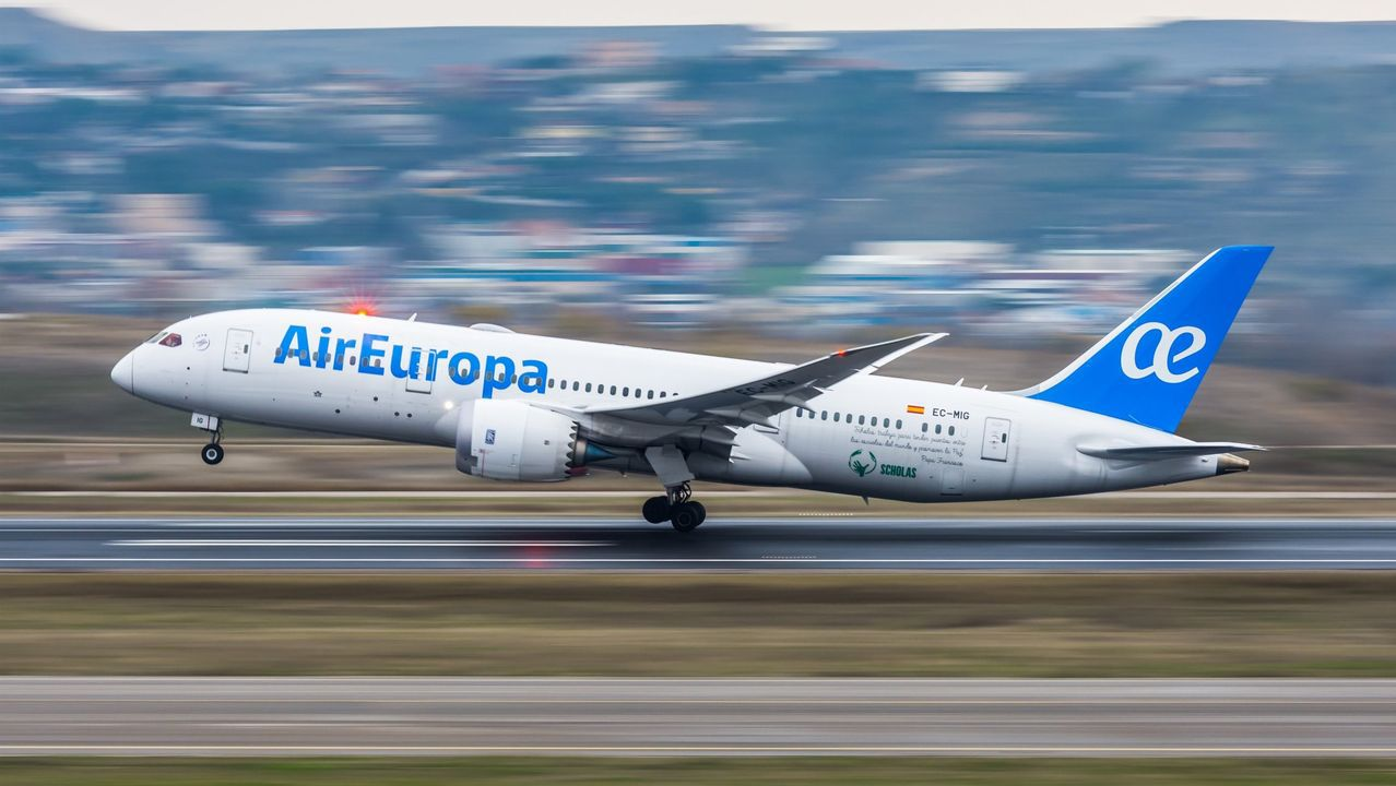 Resultado de imagen para Air Europa