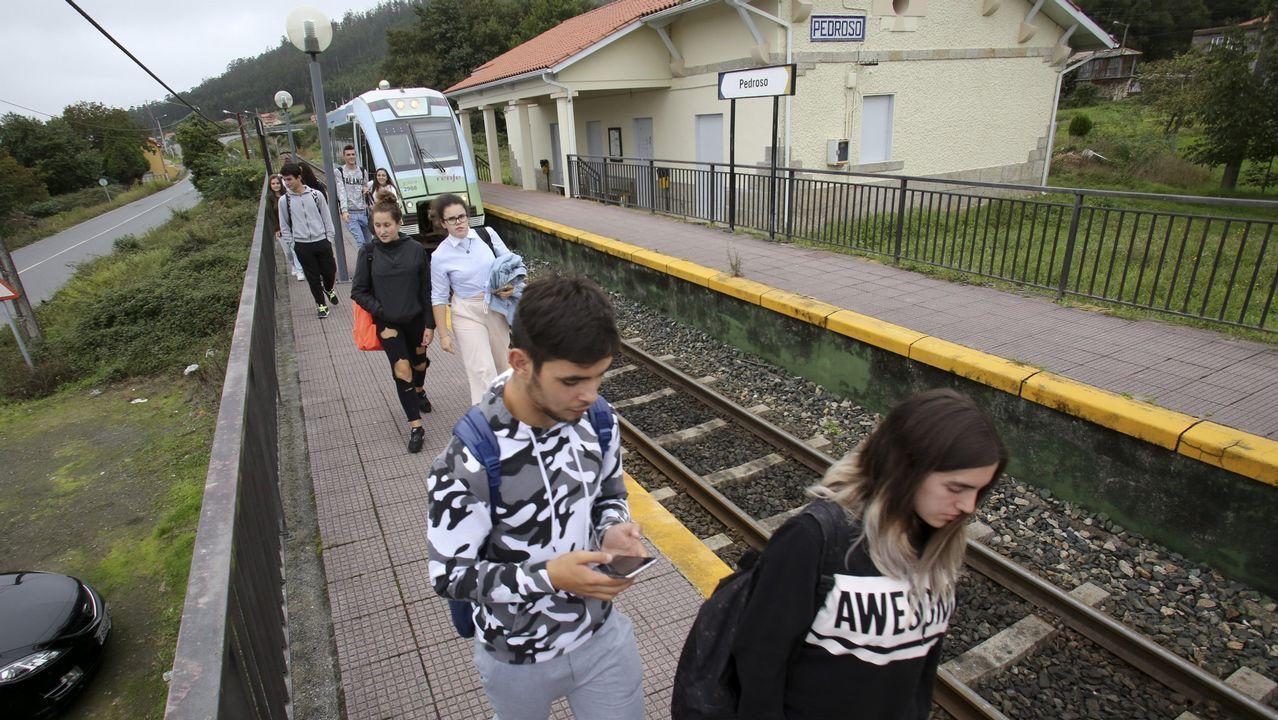 El embalse de Eiras, al 60% a finales de octubre.La conexión de la vía Ártabra con la N-VI está ya prácticamente terminada.