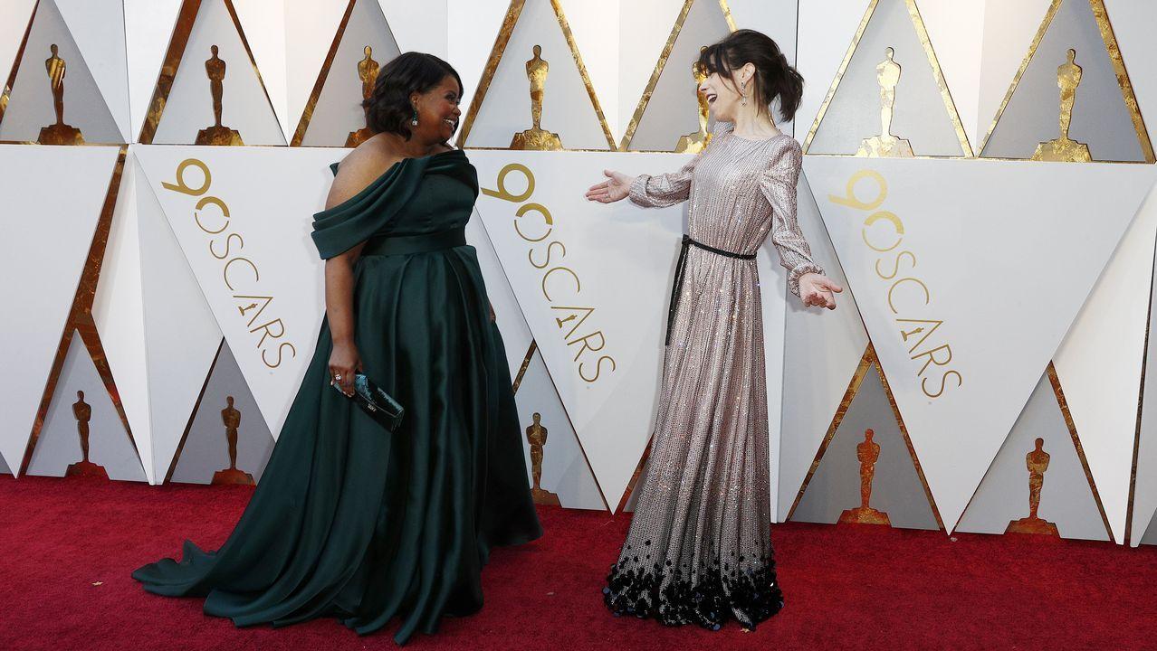 Octavia Spencer y Sally Hawkins, nominadas por «El forma del agua»