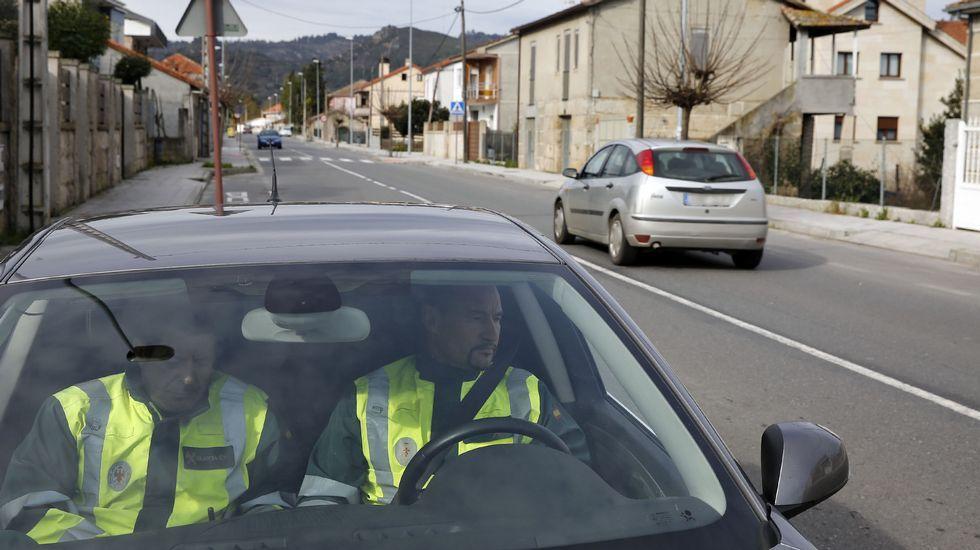 Polos miradoiros da provincia de Ourense.Vista desde O Corgo (Muíños)