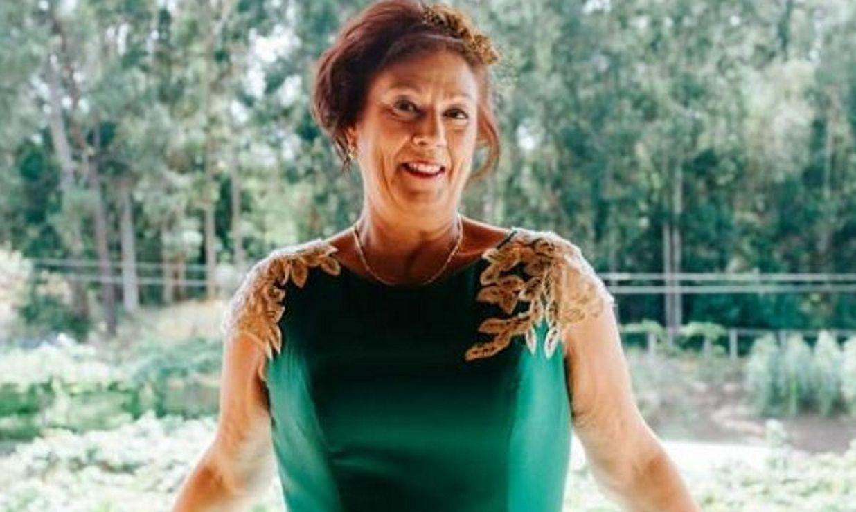 Una luchadora que ayudaba a su familia a hacer el bollo de Paradela