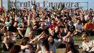 Miles de personas asistieron al festival de Cruïlla, uno de los experimentos para probar la seguridad de este tipo de eventos