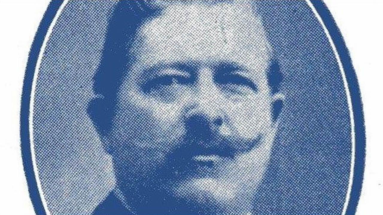 El escritor Roberto Arlt