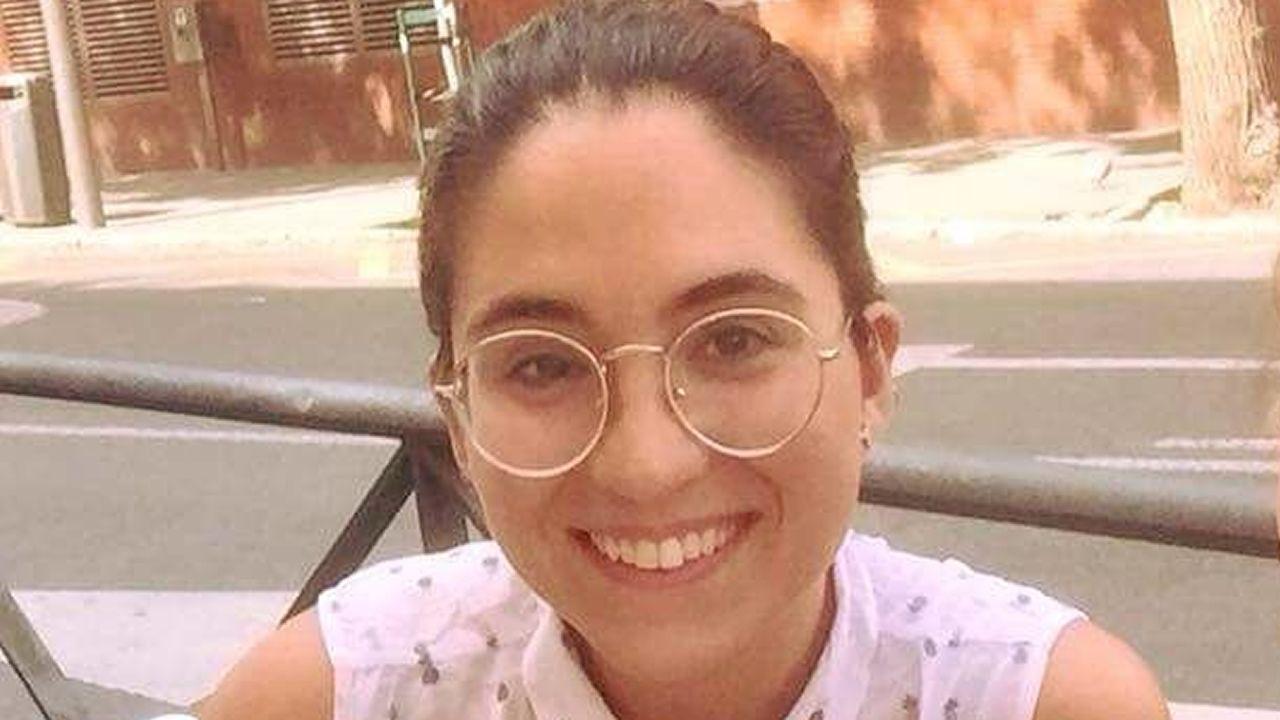 La médico coruñesa Gabriela Antelo.