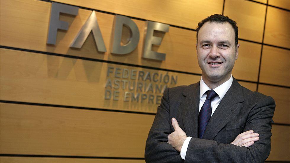 censoh.Alberto González, director general de FADE