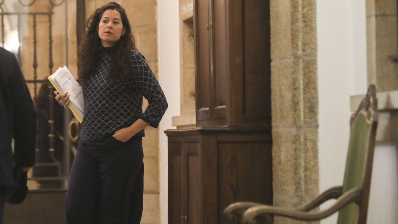 opos.Inés Rey ve una «buena noticia» para los hosteleros la posibilidad de retomar su actividad