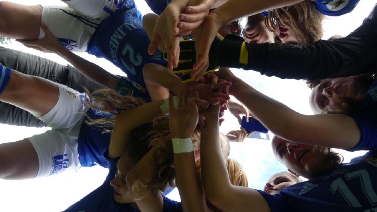 Real Oviedo Femenino.Alineación del Real Oviedo ante el Real Zaragoza