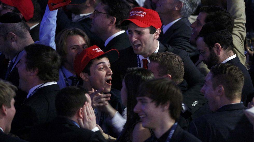 Alegría en los cuarteles de los republicanos.