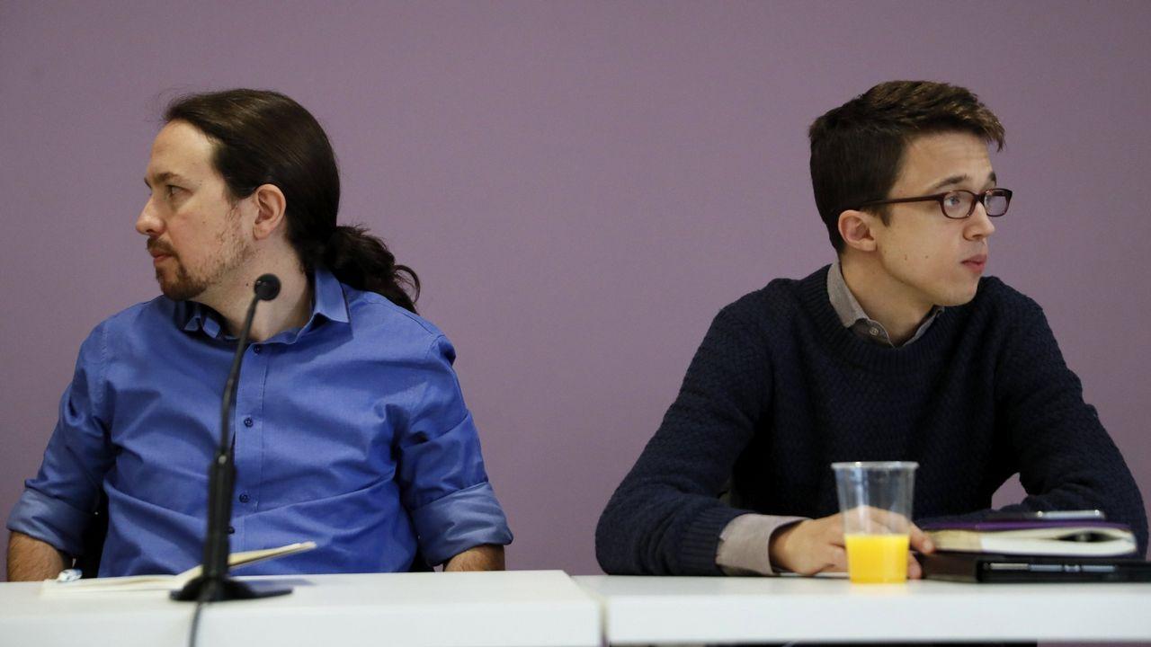 La oposición cuestiona los resultados del CIS.Ni Iglesias ni Errejón acuden a la reunión del consejo ciudadano de Podemos