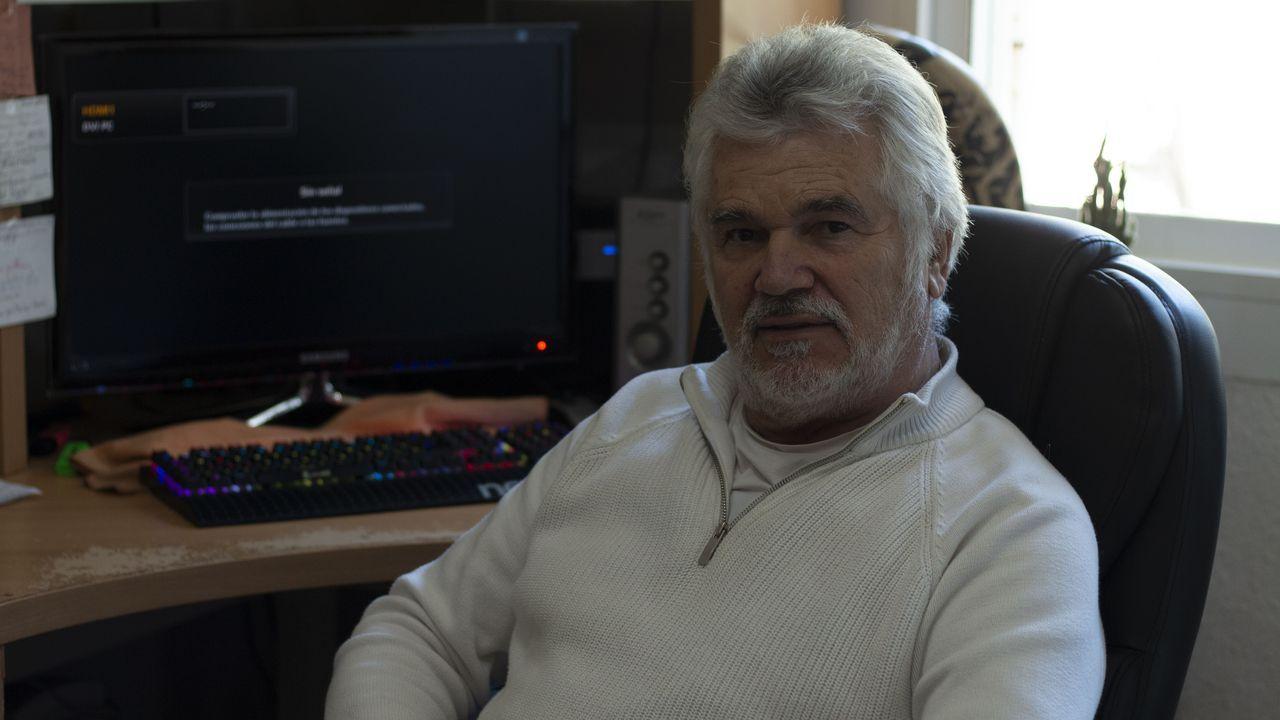 «Necesitamos ayuda, nos estamos muriendo».Eladio Manuel García Lodeiro, concejal de Cs en Villafranca del Panadés