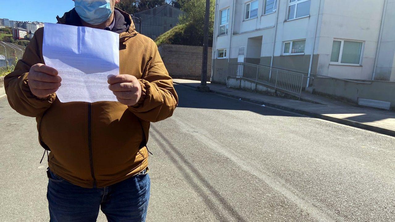 Un lucense denuncia facturas desmesuradas porque los okupas le pinchan el suministro