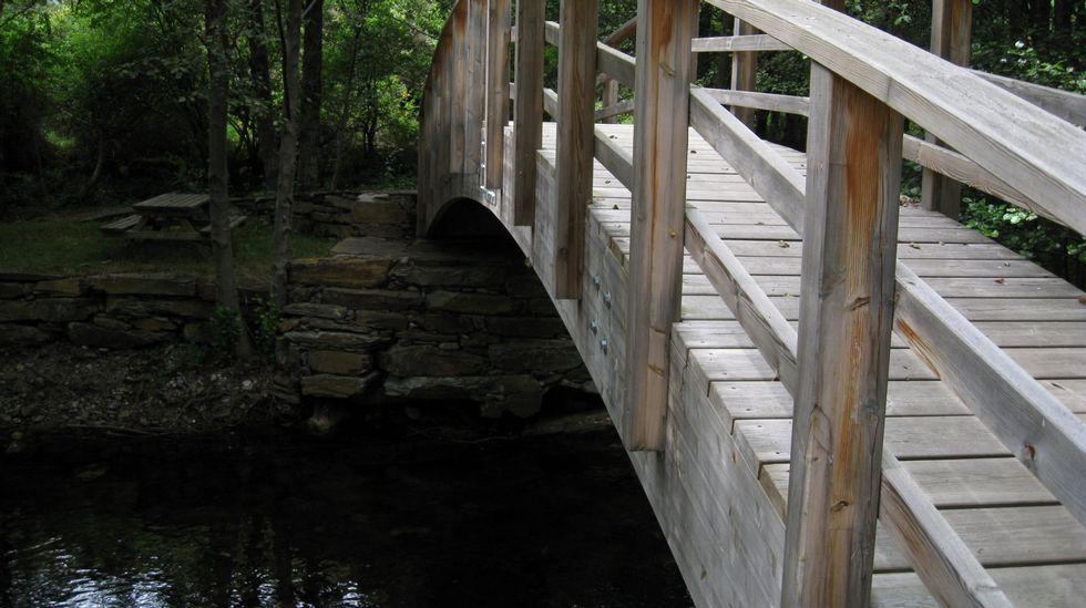 La empresa quería aprovechar el agua del río Camba